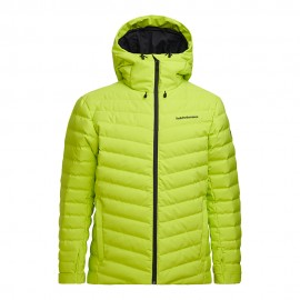 Peak Performance Giacca Sci Frost Nordic Flash Lime Uomo