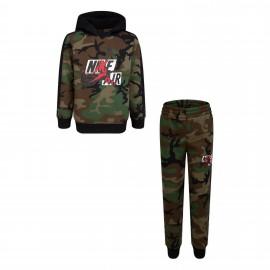 Nike Completo Tuta Jordan Camouflage Bambino