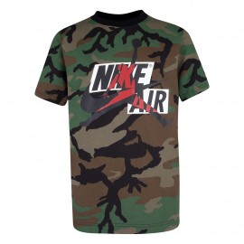 Nike T-Shirt Jordan Army Camouflage Bambino