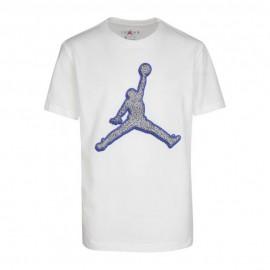 Nike T-Shirt Jordan Bianco Bambino