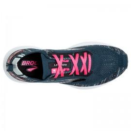 Brooks Scarpe Running Levitate 4 Blu Nero Rosa Donna