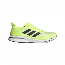 Adidas Scarpe Running Supernova+ Giallo Fluo Nero Uomo