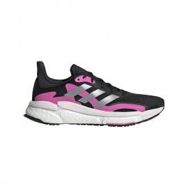 Adidas Scarpe Running Solar Boost 21 Nero Rosa Donna