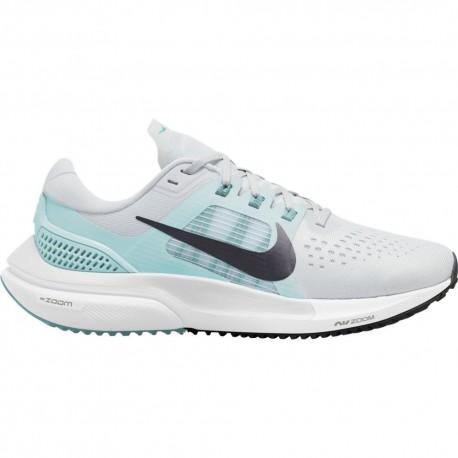 Nike Scarpe Running Air Zoom Vomero 15 Grigio Azzurro Donna