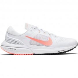 Nike Scarpe Running Air Zoom Vomero 15 Bianco Rosa Donna