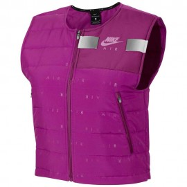 Nike Gilet Running Air Vest Rosa Fucsia Donna