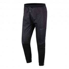 Nike Pantaloni Running Swift Shield Nero Uomo