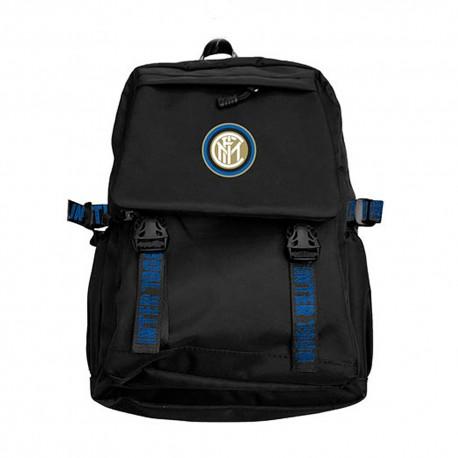 Imma Zaino Calcio Sport Inter Nero Azzurro Uomo