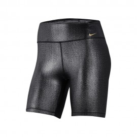 Nike Pantaloncino Palestra Nero Donna
