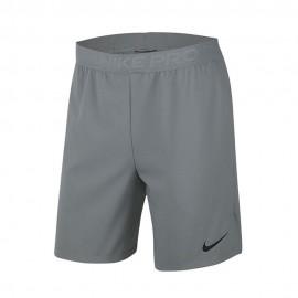Nike Pantaloncino Palestra Statement Grigio Uomo