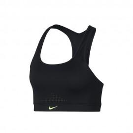 Nike Bra Donna Impact Black/Volt Glow