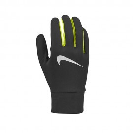 Nike Guanti Running Lightweight Tech Nero Argento