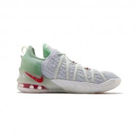 Nike Sneakers Lebron Xviii Gs Nero Multicolore Bambino