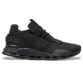 On Sneakers Cloudnova Nero Donna