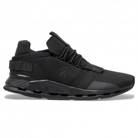 On Sneakers Cloudnova Nero Uomo