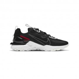 Nike Sneakers React Vision 3m Nero Bianco Uomo