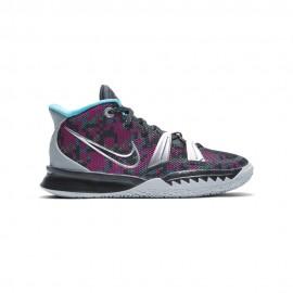 Nike Sneakers Kyrie 7 Gs Nero Argento Bambino