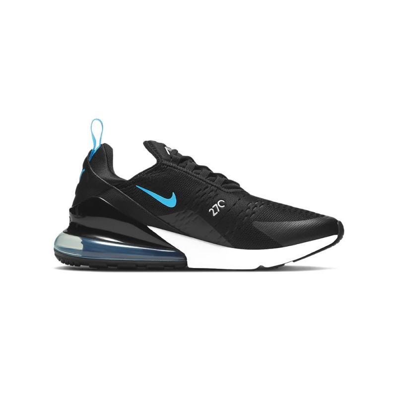 Nike Sneakers Air Max 270 Nero Blu Uomo