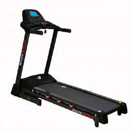 Get Fit Tapis Roulant Route 875 22 Kmh 3,5 Hp Nero
