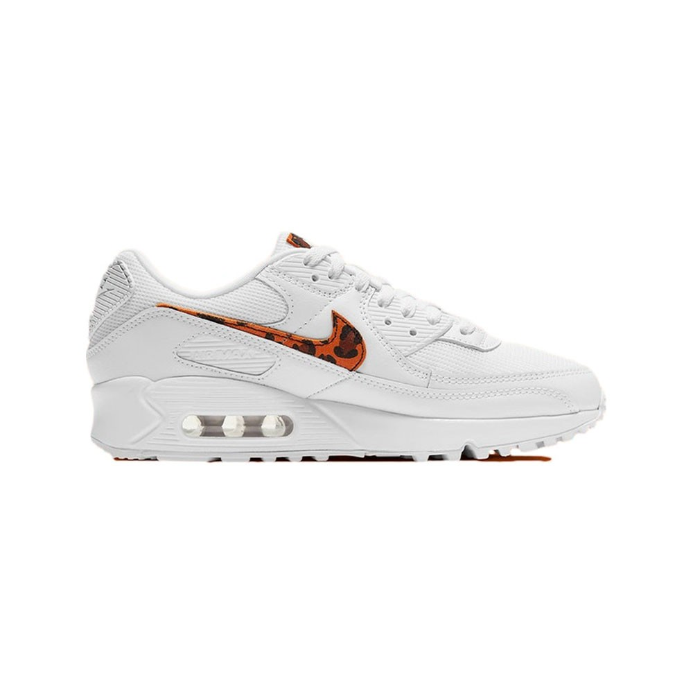 Nike Sneakers Air Max 90 Ax Bianco Animal Donna - Acquista online ...