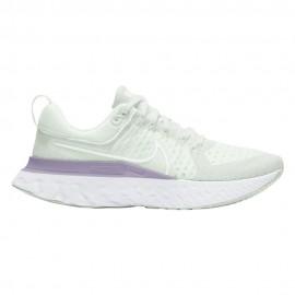 Nike Scarpe Running React Infinity Run 2 Bianco Grigio Donna