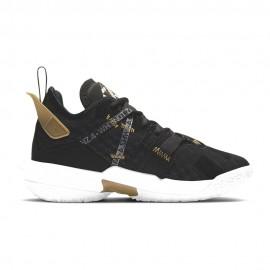 Nike Sneakers Jordan Why Not Zer0.4 Gs Nero Bianco Bambino