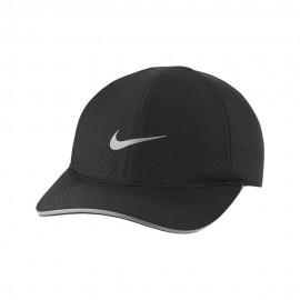 Nike Cappello Running Arobill Dry Nero