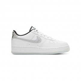 Nike Sneakers Air Force 1 Lv8 Gs Bianco Ice Star Bambino