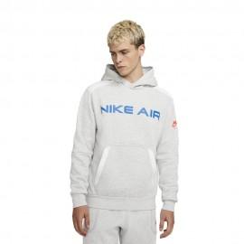 Nike Felpa Con Cappuccio Nike Air Grigio Uomo