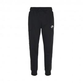 Nike Pantaloni Con Polsino Nke Air Nero Uomo