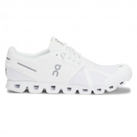 On Sneakers Cloud Bianco Donna