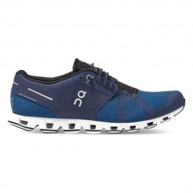 On Sneakers Cloud Azzurro Bianco Uomo
