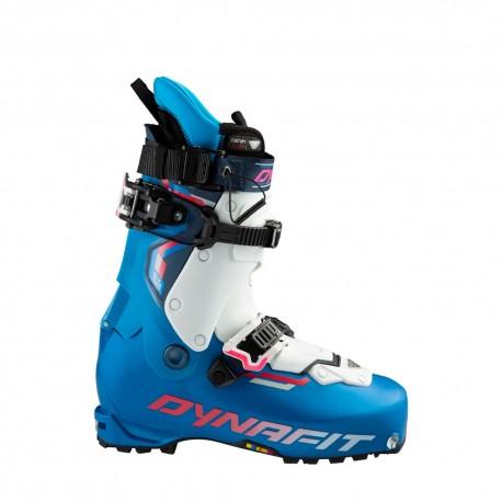 Dynafit Scarponi Sci Alpinismo Tlt8 Expedition Cl Azzurro Rosa Donna