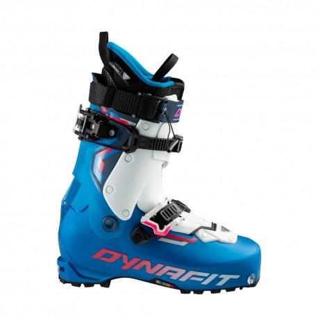 Dynafit Scarponi Sci Alpinismo Tlt8 Expedition Cr Azzurro Rosa Donna