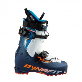 Dynafit Scarponi Sci Alpinismo Tlt8 Expedition Cr Blu Arancio Fluo Uomo