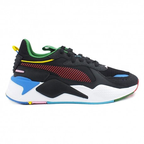 Puma Sneakers Rs-X Intl Game Nero Rosso Uomo