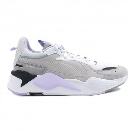 Puma Sneakers Rs-X Re-Invent Bianco Lilla Donna