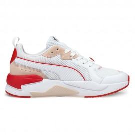 Puma Sneakers X-Ray Game S.Valentine Nero Rosso Donna