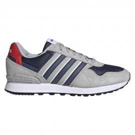 ADIDAS sneakers 10k blu grigio uomo