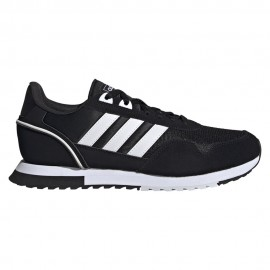 ADIDAS sneakers 8k 2020 black bianco uomo