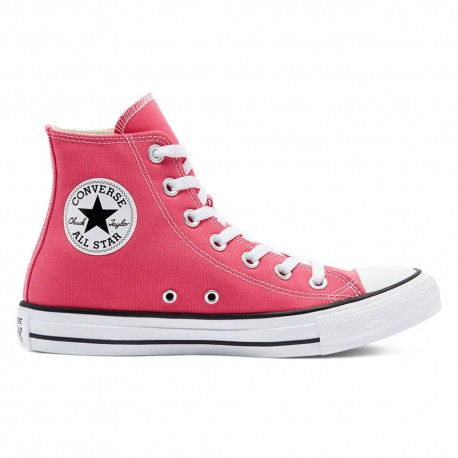 Converse Sneakers All Star Seasonal Hi Rosa Donna