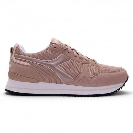 Diadora Sneakers Olympia Platform Cipria Rosa Donna