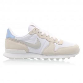 Nike Sneakers Internationalist Bianco Beige Uomo