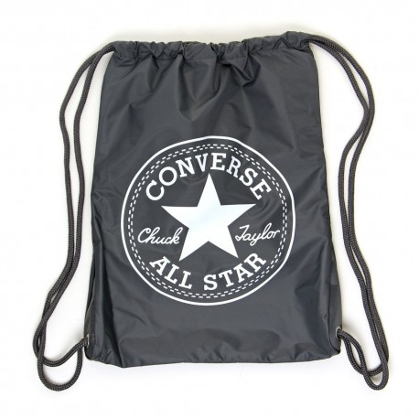 Converse Gymsack Charcoal/Wht