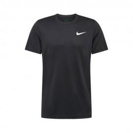 Nike Maglietta Palestra Superset Nero Uomo