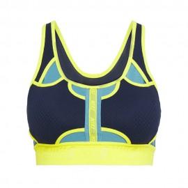 Nike Reggiseno Sportivo Ultrabreathe Lime Donna
