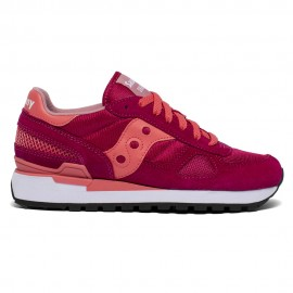 Saucony Sneakers Shadow O Fucsia Donna
