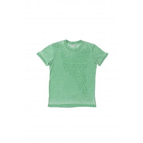 Everlast T-Shirt Indigo Mm Giro Jy Verde