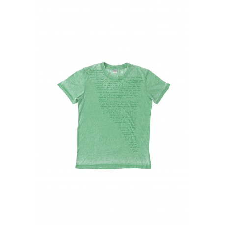 Everlast T-Shirt Indigo Mm Giro Jy Verde