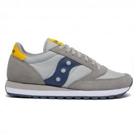 Saucony Sneakers Jazz O Grigio Blu Uomo